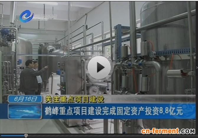 八峰药化原料药精制生产线GMP改造项目 (328播放)