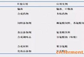 2017年中国氨基酸行业发展现状分析及未来发展前景预测