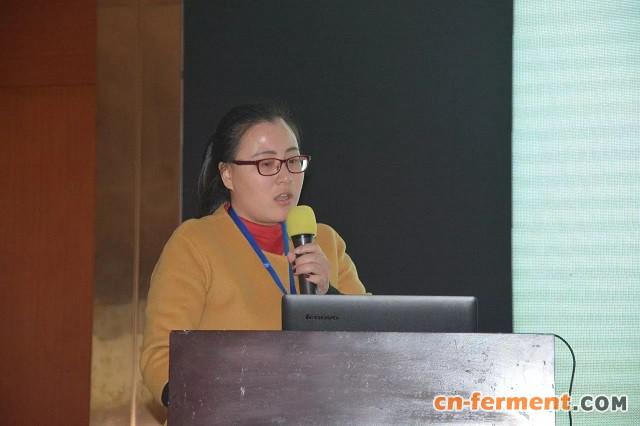 河北兴柏高级农艺师李娜