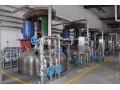 出租江西发酵工厂30吨12个发酵罐,后提取有蝶式分离设备