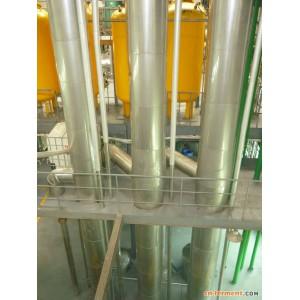 求购二手三效蒸发器 ,蒸发量2吨每小时,价格10万左右可以考虑