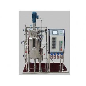 求购二手20升发酵罐,要求有基本的温度,溶氧和pH电极