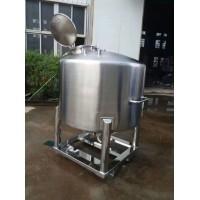 移动储罐 不锈钢储罐 真空储罐 定制储罐、移动配液罐