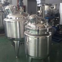不锈钢配制罐 多物料混合搅拌配液发酵罐  饮料发酵罐
