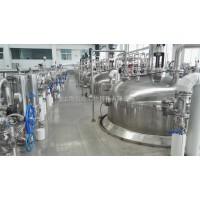 拟建:生物多糖项目,计划采购40吨发酵罐4台,及配套提取设备