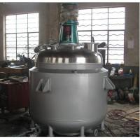 求购一台8~10立方米的不锈钢热熔罐,要求有内加热盘管