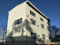 内蒙古新威远生物化工有限公司阿维菌素二期扩建项目发酵、配料车间门窗、地面装修工程顺利完成