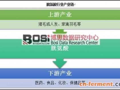 中国胱氨酸行业产业链分析与市场前景调查