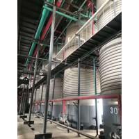 拟建抗生素发酵项目需120吨发酵罐16台及配套提取设备