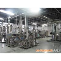 拟收购或租赁南京周边300公里以内发酵工厂,要有20吨发酵罐2到3台,酶转化罐,配套分离提取设备