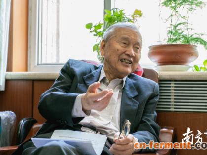 平阳霉素研发人甄永苏院士:推进医药研究是科学家的社会责任