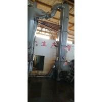 出售一套气流干燥设备,干燥能力达到每小时0.5~1吨,也可以代工