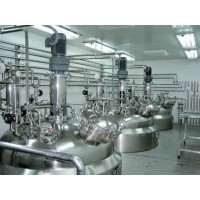 求租或寻发酵工厂代加工 需要60到100吨发酵罐6台左右,配套提取设备
