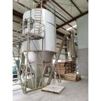 转让二手150型喷雾干燥设备 每小时可以蒸发150公斤水