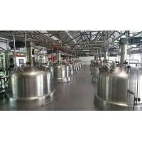 诚寻广东发酵工厂代加工,要有5到30吨发酵罐,及配套提取设备