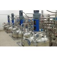 求租发酵工厂几个月,50到100吨发酵罐2,3即可,配套陶瓷膜超滤离交浓缩结晶设备