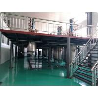 寻发酵工厂代加工500吨芽孢杆菌,需要30吨发酵罐,碟片,喷塔