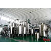 拟建双歧杆菌中试生产线,需要采购2吨发酵罐和配套设备