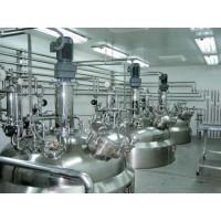 求租小型发酵工厂,需要10吨发酵罐,配套板框,蒸馏,结晶,烘干设备
