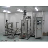 寻gmp中试发酵和提取车间,需要100升发酵罐和层析柱