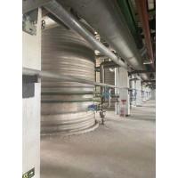 发酵工厂有二手发酵罐处理,200吨的24台,67吨的6台,陶瓷膜,配套种子罐以及实验室50升发酵罐