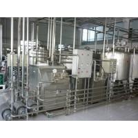 转让二手饮品生产线,有反渗透,均质机,灭菌机及配套设备
