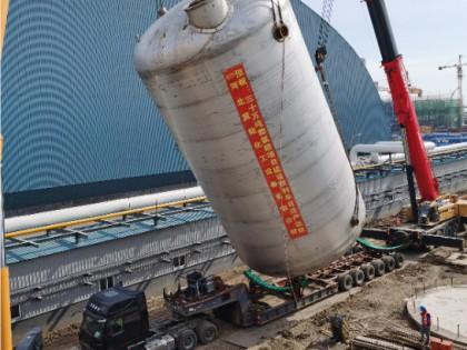 梅花生物:吉林三期30万吨赖氨酸项目进入设备安装阶段