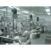 求租内蒙或东北西北发酵工厂,要求60到100吨体积发酵罐3到4台,提取陶瓷膜,超滤,纳滤,离交等