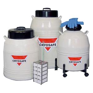 美国Cryosafe* Cryomizer系列液氮罐